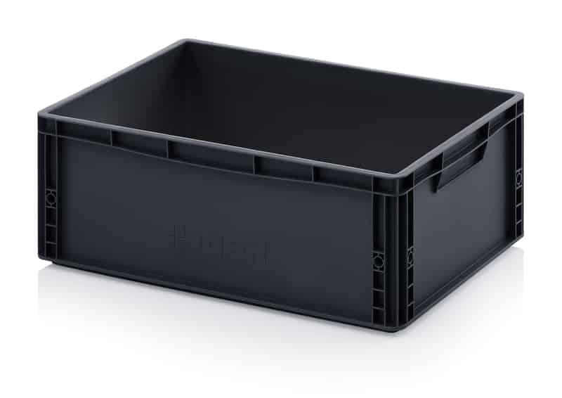 ESD-Eurobehälter / Eurobox 60 x 40 x 22 cm AUER packaging