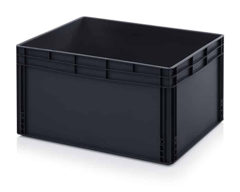 ESD-Eurobehälter / Eurobox 80 x 60 x 42 cm AUER packaging