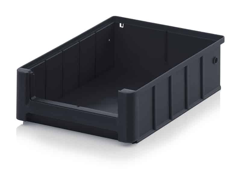 ESD-Regalkasten Materialflusskasten 30 x 23,4 x 9 cm AUER packaging