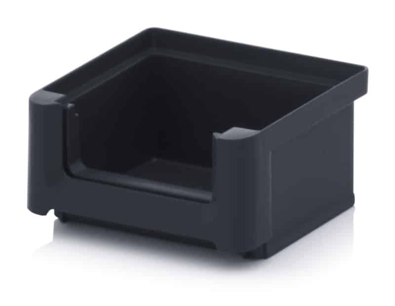 ESD-Sichtlagerkasten SK 8,5 x 10,2 x 5 cm AUER packaging
