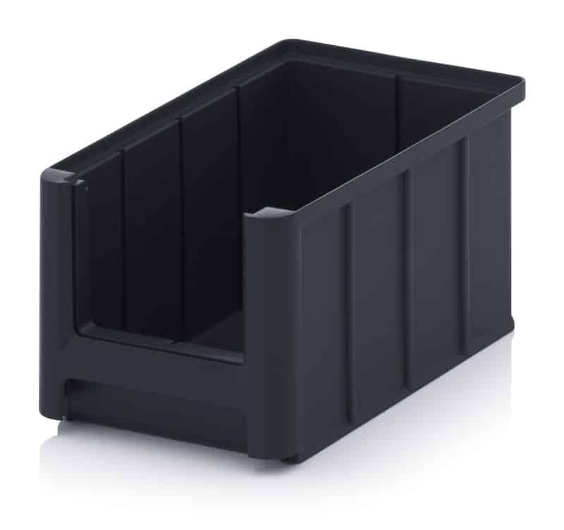 ESD-Sichtlagerkasten SK 22,5 x 15 x 12,5 cm AUER packaging