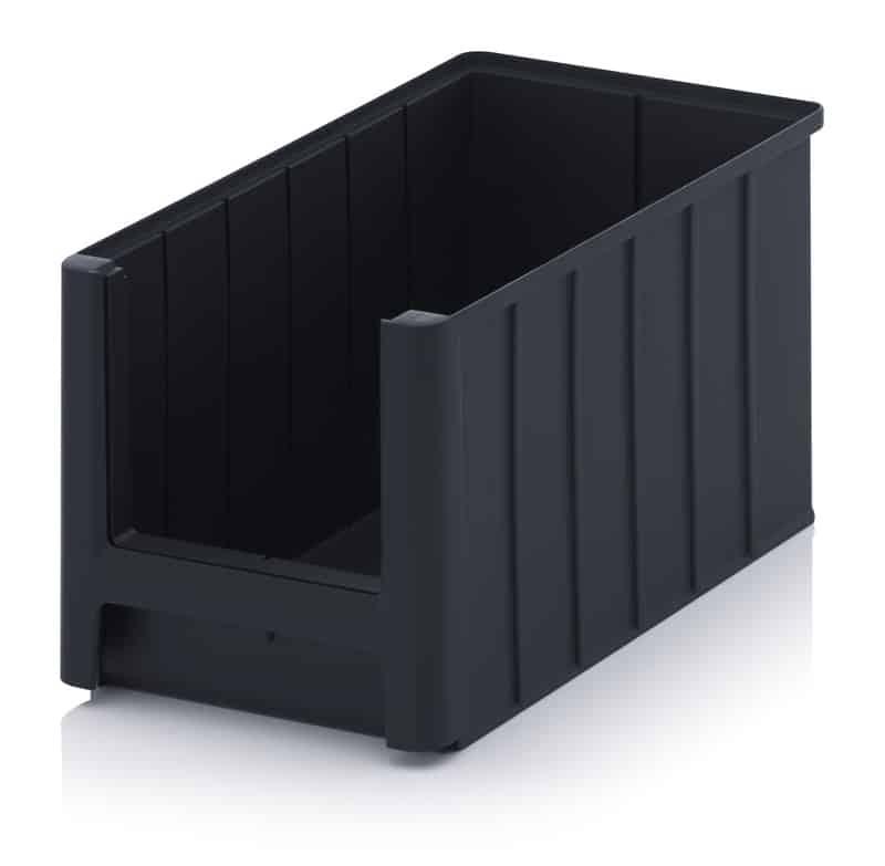 ESD-Sichtlagerkasten SK 35 x 21 x 20 cm AUER packaging