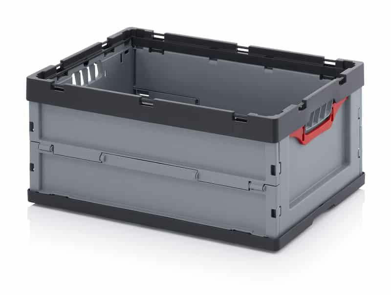 Faltbox ohne Deckel 60 x 40 x 27 cm AUER packaging