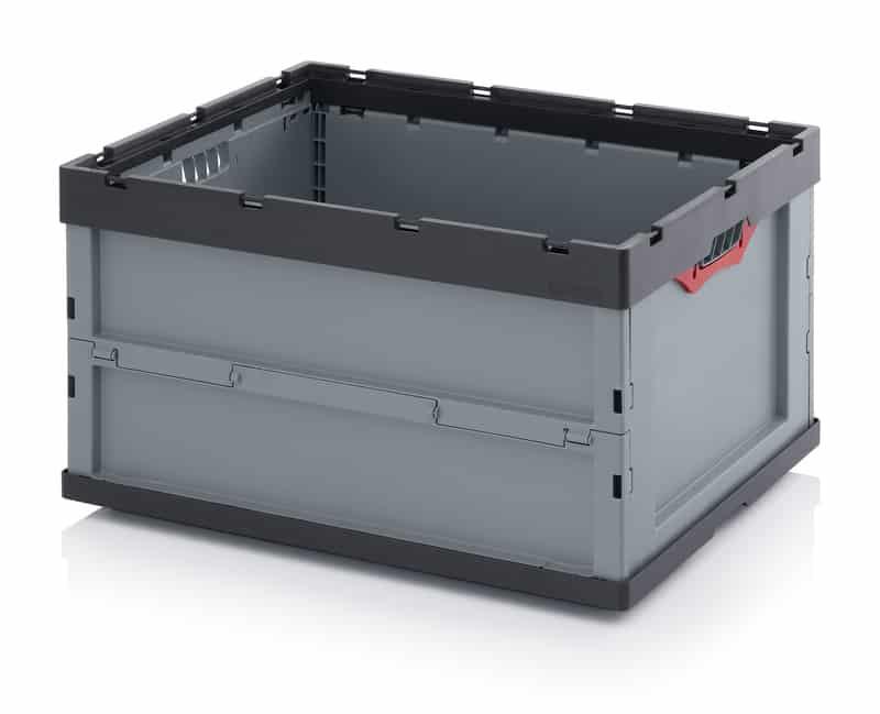 Faltbox ohne Deckel 80 x 60 x 44,5 cm AUER packaging
