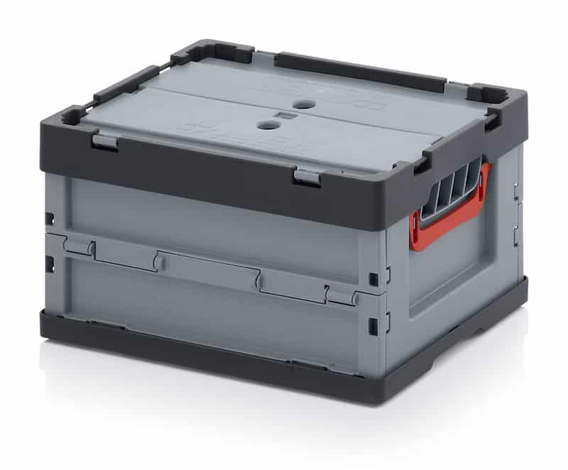 Faltbox mit Deckel 40 x 30 x 22 cm AUER packaging