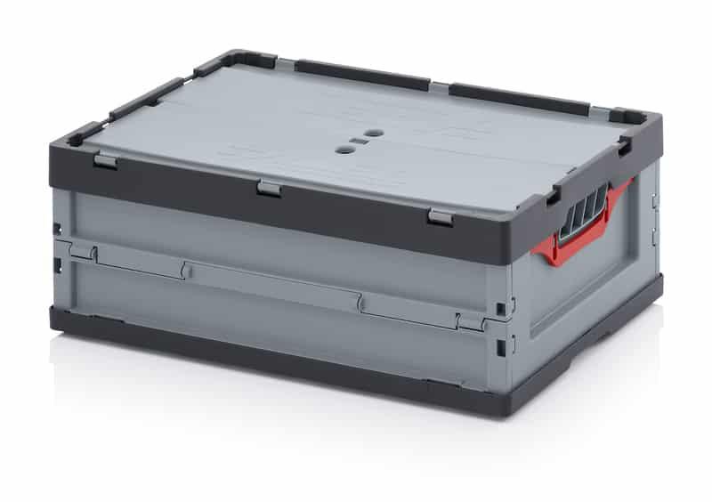 Faltbox mit Deckel 60 x 40 x 22 cm AUER packaging
