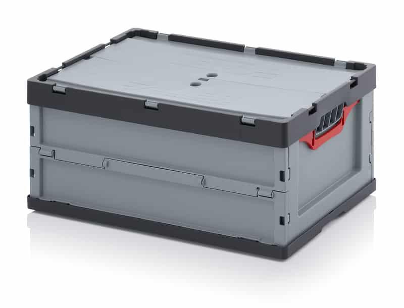 Faltbox mit Deckel 60 x 40 x 27 cm AUER packaging