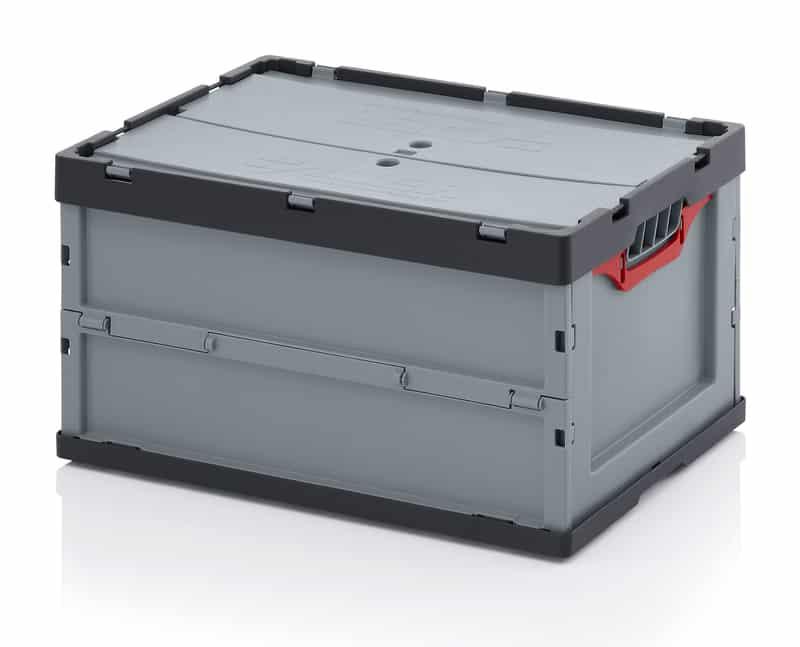 Faltbox mit Deckel 60 x 40 x 32 cm AUER packaging