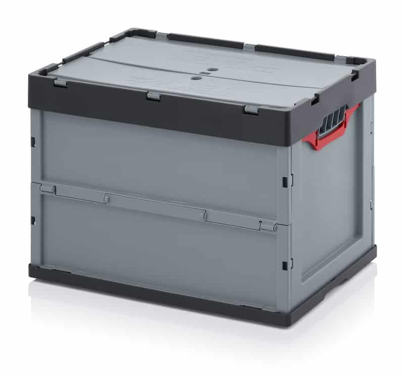 Faltbox mit Deckel 60 x 40 x 42 cm AUER packaging