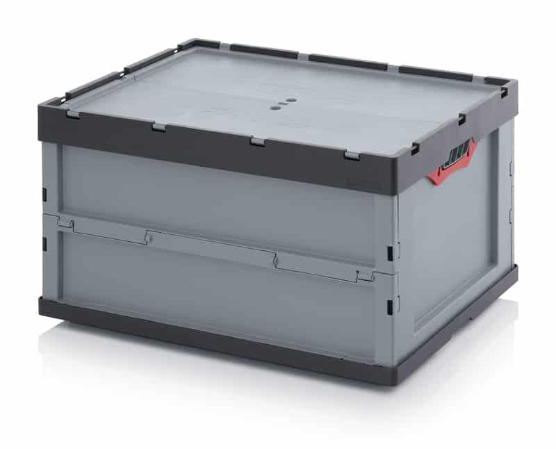 Faltbox mit Deckel 80 x 60 x 44,5 cm AUER packaging