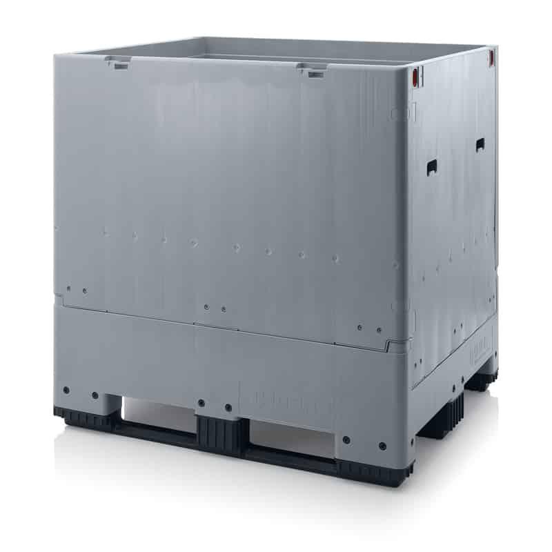 Klappbarer Großladungsträger 120 x 100 x 122 cm AUER packaging