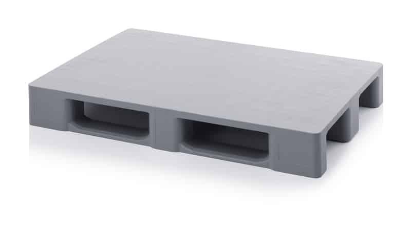 Reinraumpalette ohne Sicherungsrand 120 x 80 x 15,5 cm AUER packaging