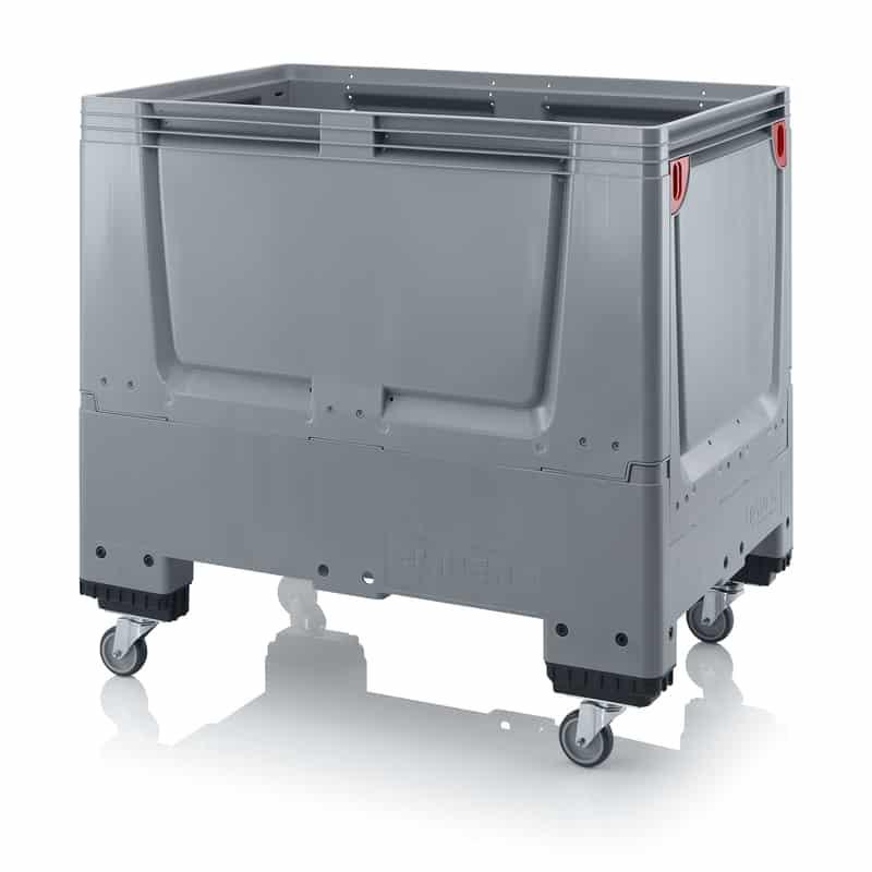Klappbare Big Box geschlossen 120 x 80 x 114 cm AUER packaging