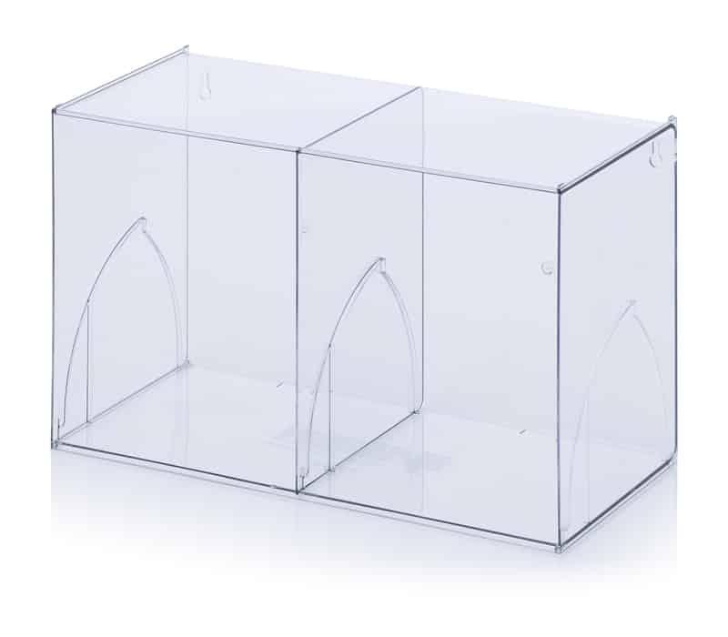Kippkastenmodule glasklar 60 x 29,9 x 35,3 cm AUER packaging