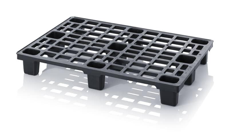 Leichtpalette ohne Sicherungsrand 120 x 80 x 15 cm AUER packaging