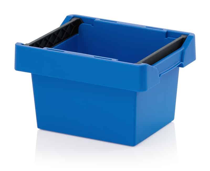 Mehrwegbehälter mit Stapelbügel 30 x 20 x 17 cm AUER packaging