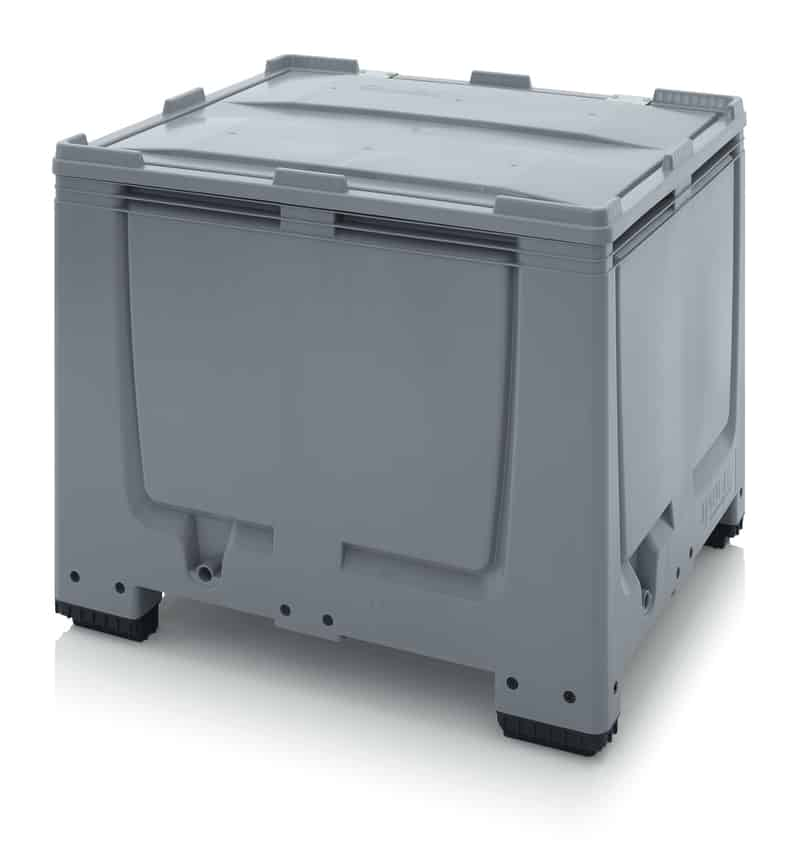 Big Box mit Scharnierdeckel 120 x 100 x 100 cm AUER packaging
