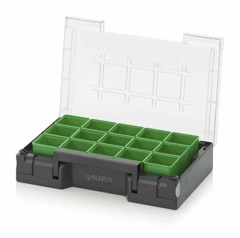 Sortimentsbox bestückt 30 x 20 cm 30 x 20 x 7,1 cm AUER packaging
