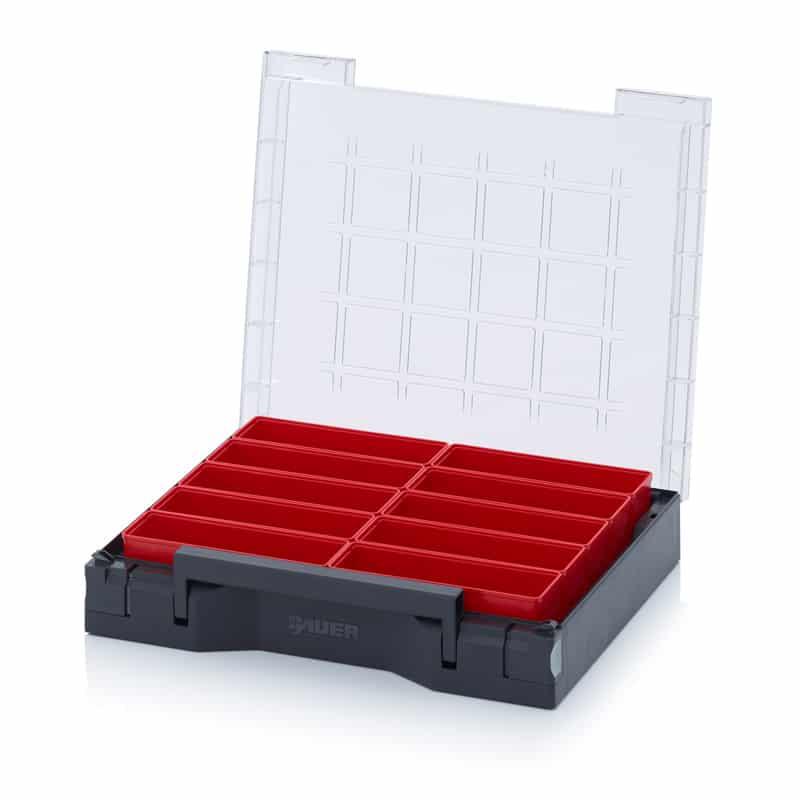 Sortimentsbox bestückt 35 x 29,5 cm 35 x 29,5 x 7,1 cm AUER packaging