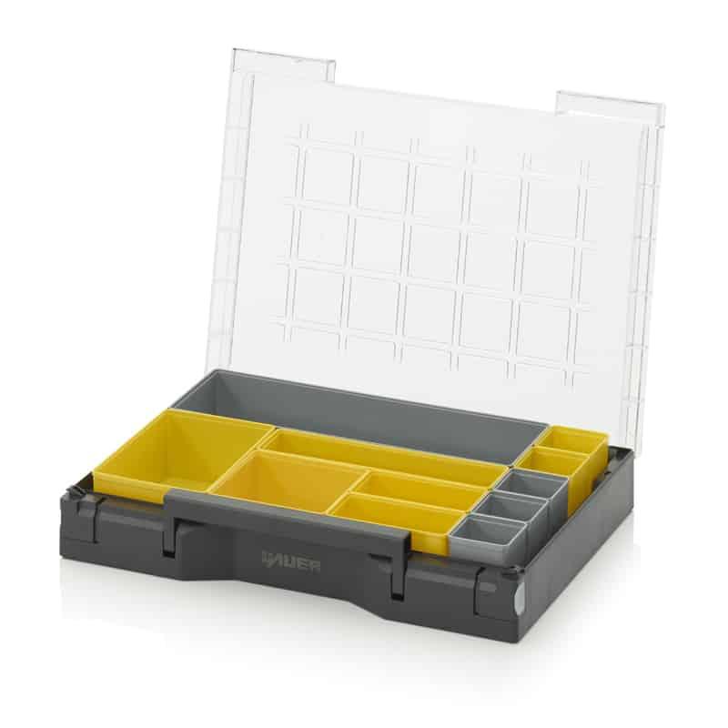 Sortimentsbox bestückt 40 x 30 cm 40 x 30 x 7,1 cm AUER packaging