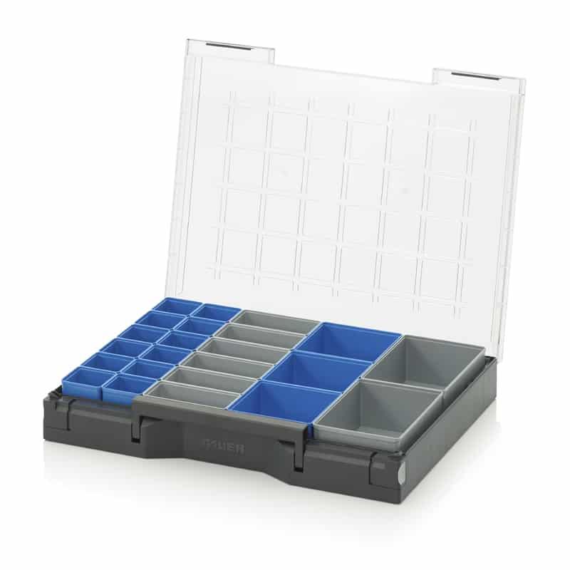 Sortimentsbox bestückt 44 x 35,5 cm 44 x 35,5 x 7,1 cm AUER packaging