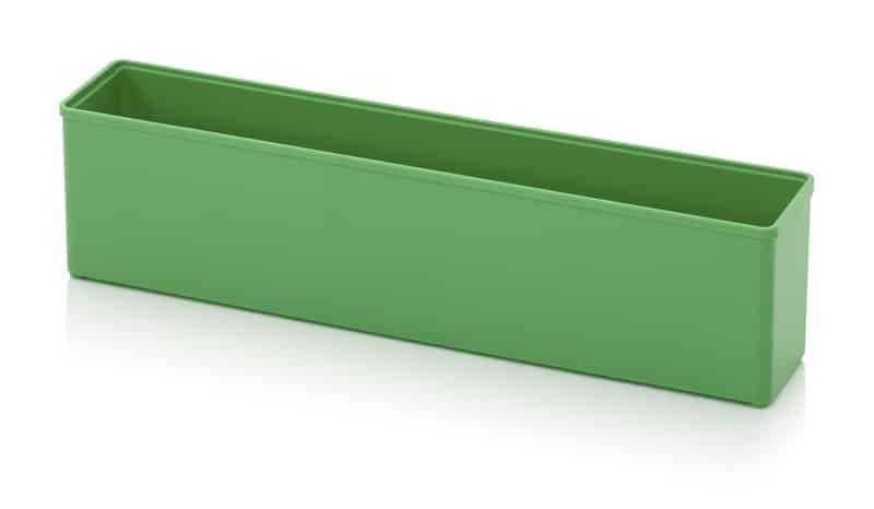 Einsatzkasten für Sortimentsboxen 26 x 5,2 x 6,3 cm AUER packaging