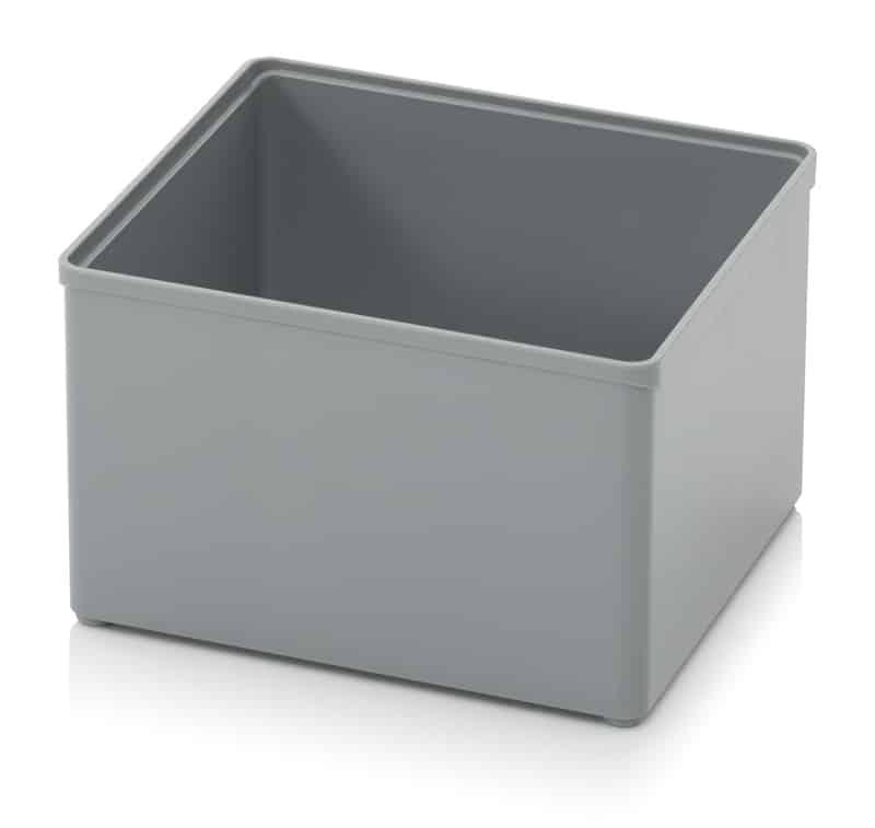 Einsatzkasten für Sortimentsboxen 10,4 x 10,4 x 6,3 cm AUER packaging