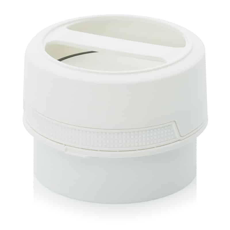 Schraubdose mit Komfortgriff 11,1 x 7,7 cm AUER packaging