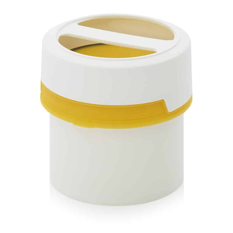 Schraubdose mit Komfortgriff 11,1 x 10,5 cm AUER packaging