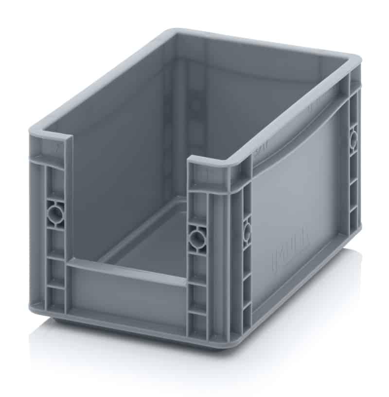 Sichtlagerkasten im Euroformat SLK 30 x 20 x 17 cm AUER packaging