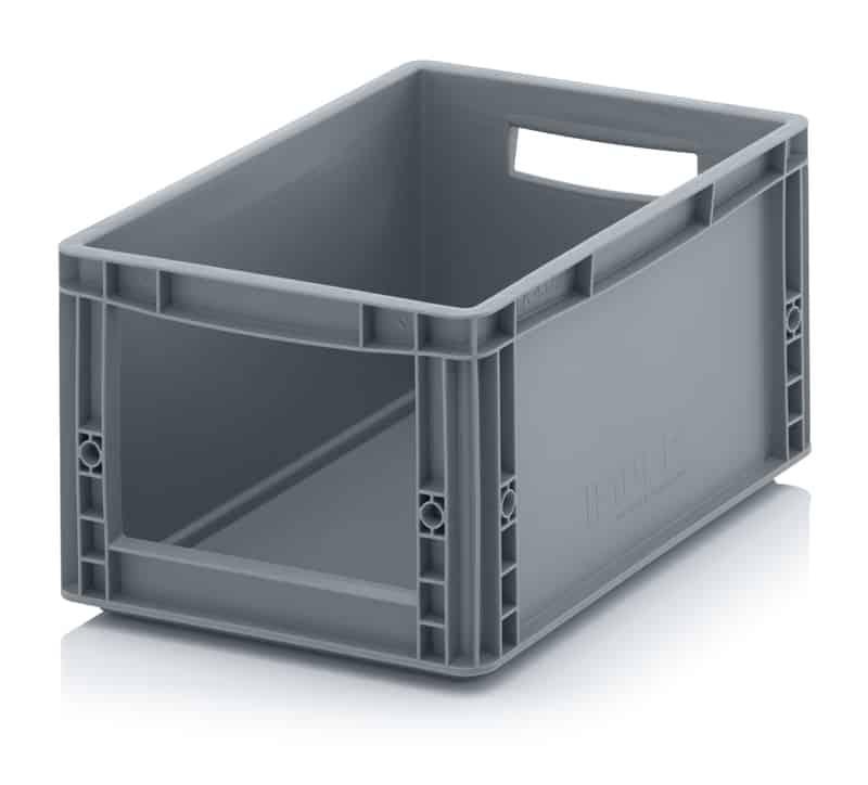 Sichtlagerkasten im Euroformat SLK 40 x 30 x 22 cm AUER packaging