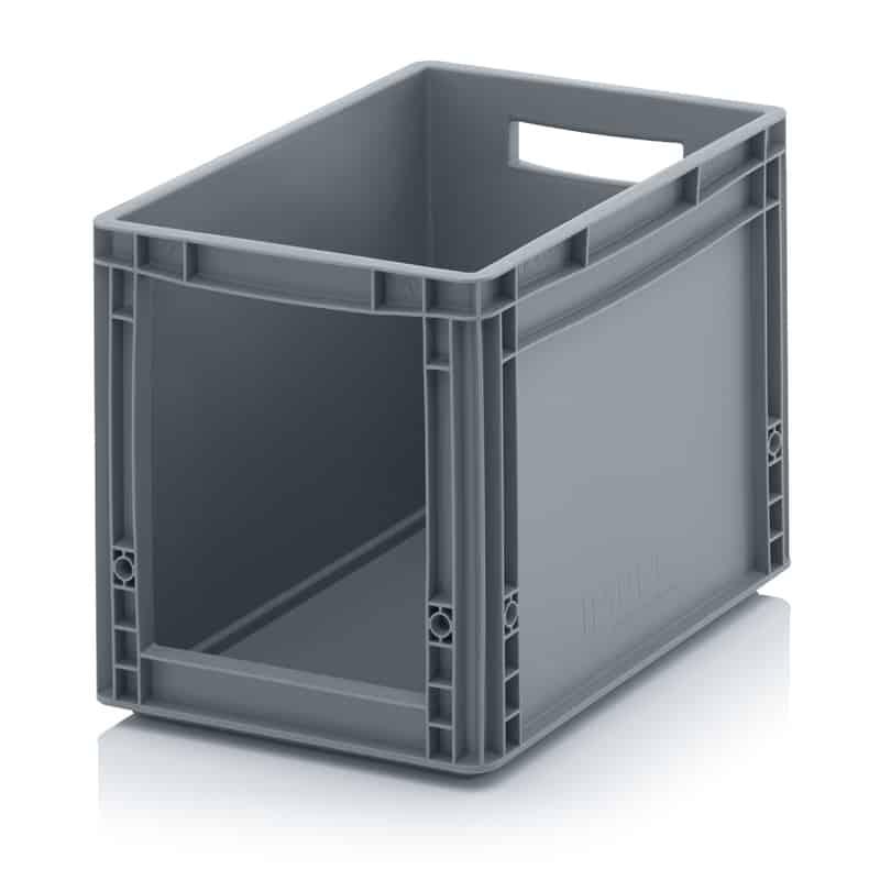 Sichtlagerkasten im Euroformat SLK 40 x 30 x 32 cm AUER packaging