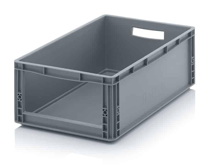 Sichtlagerkasten im Euroformat SLK 60 x 40 x 22 cm AUER packaging