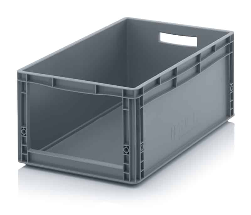 Sichtlagerkasten im Euroformat SLK 60 x 40 x 27 cm AUER packaging