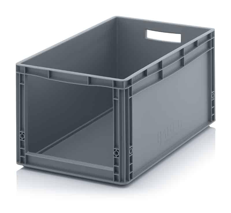 Sichtlagerkasten im Euroformat SLK 60 x 40 x 32 cm AUER packaging