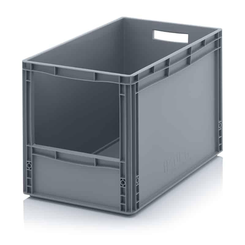 Sichtlagerkasten im Euroformat SLK 60 x 40 x 42 cm AUER packaging
