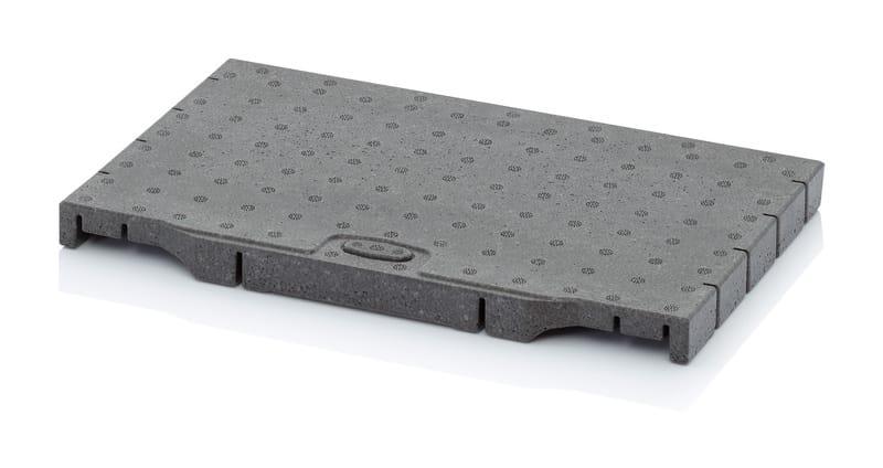Deckeleinsatz EPP 39,4 x 27,5 x 2,7 cm AUER packaging