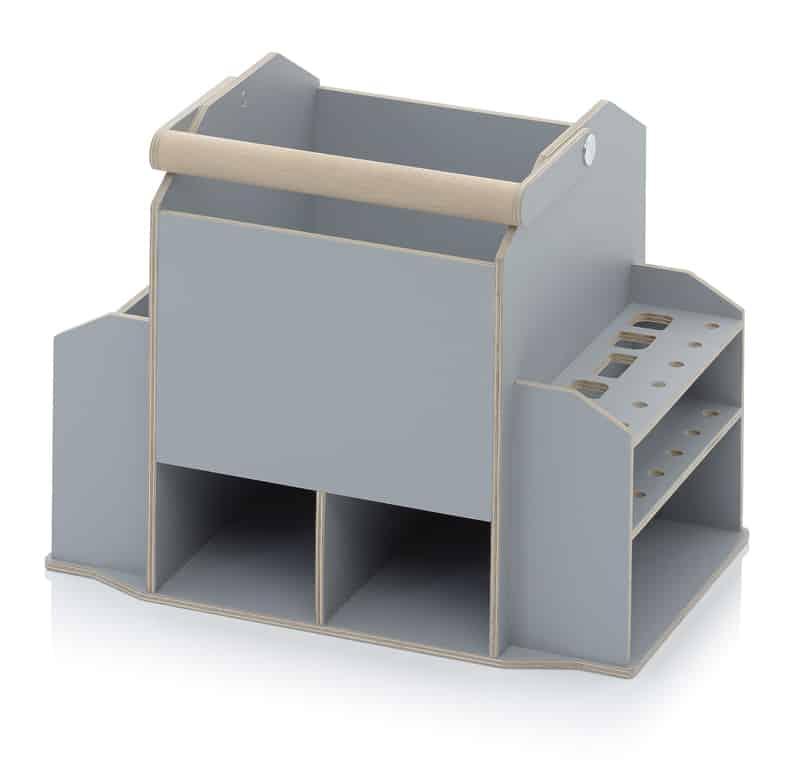 Werkzeugträger Toolbox 40 x 30 cm 38,9 x 26,5 x 29 cm AUER packaging