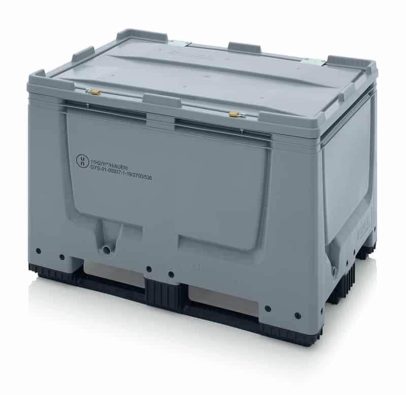 Big Box mit Verschließsystem SA/SC 120 x 80 x 79 cm AUER packaging