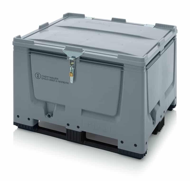 Big Box mit Verschließsystem SA/SV 120 x 100 x 79 cm AUER packaging
